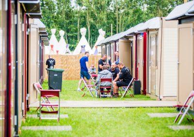 Festival camping Flexotels