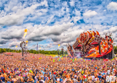 Mainstage Defqon.1 2019 - Flexotels