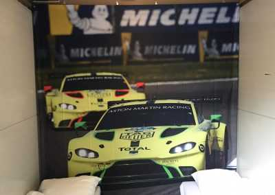 Flexotel customized 24H Le Mans