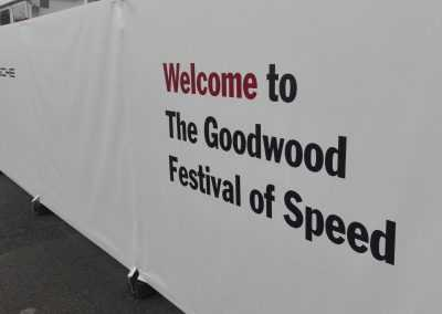 Goodwood Festival of Speed welcome