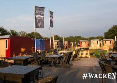 Flexotels at Wacken Open Air